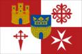 Bandera de la provincia de Ciudad Real (propuesta).png