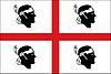 Regione Autonoma della Sardegnas flag