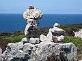 Bandits de grand chemin - highwaymen - Wegelagerer (Steinmännchen - stone cairns) - panoramio.jpg