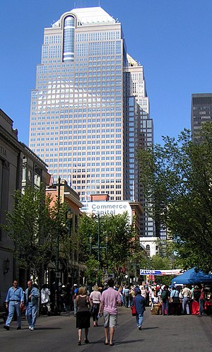 Bankers Hall East building, Calgary, Alberta