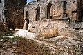 Baptistery, Qalat Sem'an Complex (قلعة سمعان), Syria - East façade - PHBZ024 2016 2114 - Dumbarton Oaks.jpg