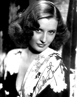 Barbara Stanwyck - Stanwyck in studio portrait, c. 1930s