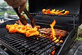 Barbecueing with flame - DSC08195 (7491076342).jpg