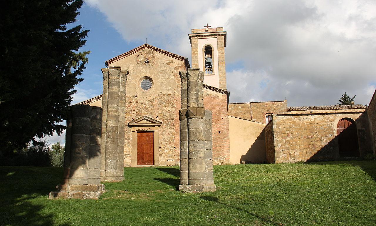 Barberino Val d'Elsa Italy  city photo : Barberino Val d'Elsa, Chiesa di Sant'Appiano 01 Wikimedia ...