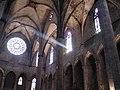 Barcelona santa maria mar luce.jpg
