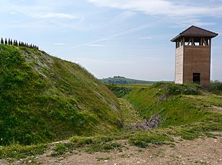 Baroque fortifications in the Black Forest