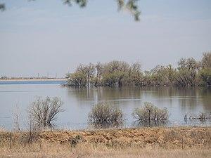 Barr Lake State Park - Image: Barr Lake (146440918)