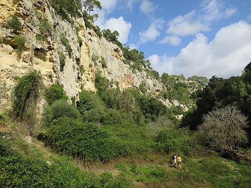 Barranc d'Algendar (Barranco de Algendar (Menorca)