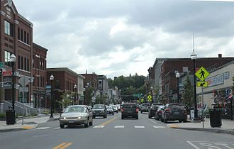 Barre (city), Vermont - Downtown Barre