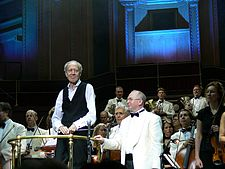 John Barry v Royal Albert Hall