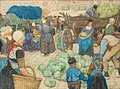 Bartlett - Cabbage market watercolor 1900.jpg