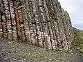 Basalt Columns at Giant's Causeway in Northern Ireland - geograph 5571889.jpg