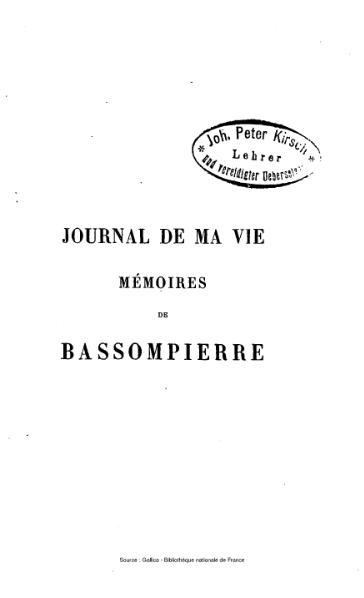File:Bassompierre - Journal de ma vie, 3.djvu