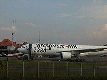 巴达维亚航空