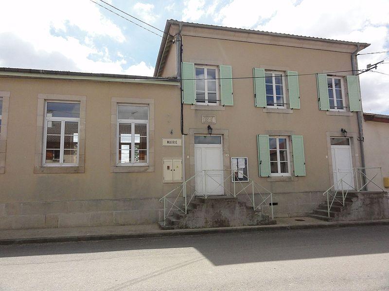 Baudrémont (Meuse) mairie