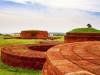 Visakhapatnam - Bavikonda stupas