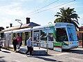 Beacon Cove-Station Pier tram stop June 2014.jpg