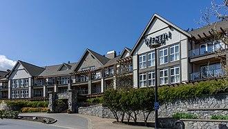 Bear Mountain (resort) - One of the hotel in Bear Mountain Resort