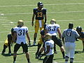 Bears on offense at Colorado at Cal 2010-09-11 1.JPG