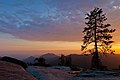 Beetle Rock Sunset, Sequoia National Park.jpg