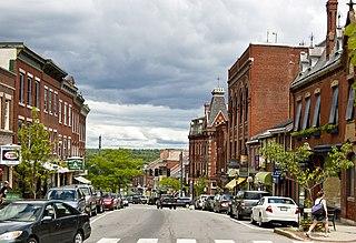 Belfast, Maine City in Maine, United States