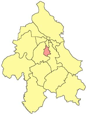 Rakovica, Belgrade - Image: Belgrade Rakovica