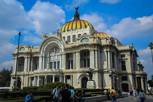 Bellas artes Mexico best Mexico City museums