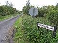 Beltonanean Lane - geograph.org.uk - 493551.jpg