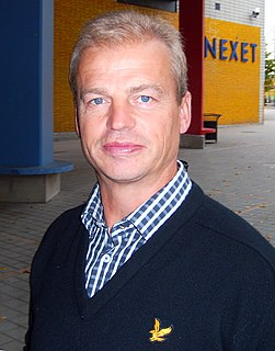 Bengt-Åke Gustafsson Swedish former ice hockey player and manager