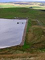 Bennan Loch Dam Viewed From Ballageich Hill - geograph.org.uk - 246626.jpg
