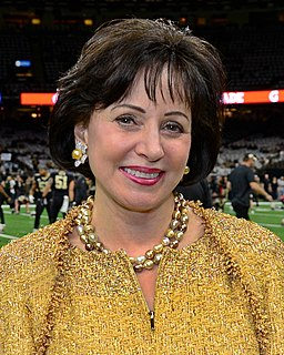 Gayle Benson American businesswoman and pro sports executive