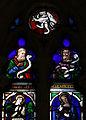 Benvenuto di giovanni e guglielmo botti, vetrate con santi, 1470 circa 02.JPG