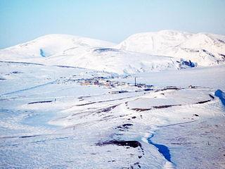 Beringovsky (inhabited locality) Urban-type settlement in Chukotka Autonomous Okrug, Russia