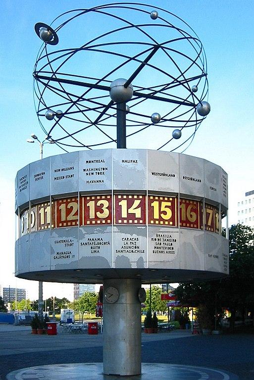 Datei Berlin Weltzeituhr Jpg Wikipedia