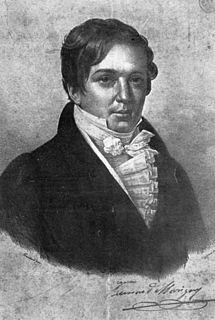 Bernard de Marigny American politician