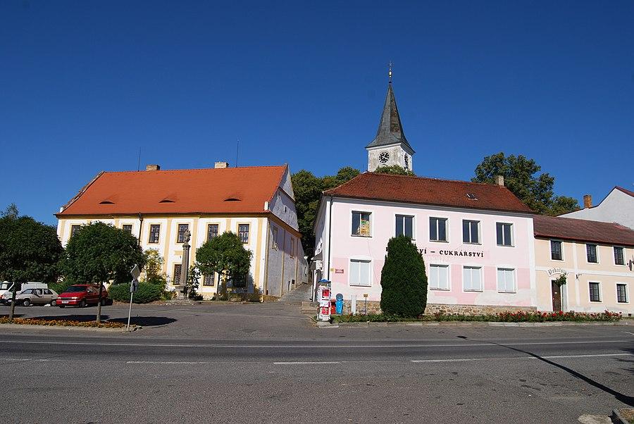 Bernartice (Písek District)