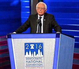 Bernie Sanders DNC July 2016
