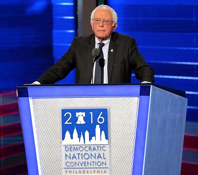 Bernie_Sanders_DNC_July_2016.jpg: Bernie Sanders DNC July 2016