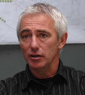 Bert van Marwijk - Van Marwijk in 2005