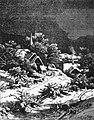 Berthold Auerbach, Schwarzwälder Dorfgeschichten, Joseph im Schnee.jpg
