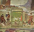 Bettfedern- und Daunenfabrik Werner und Ehlers, Werbung aus dem Jahr 1911.jpg