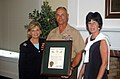 Beverly Perdue with Robert and Karen Dickerson USMC-03003.jpg