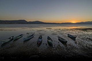 Lake Beyşehir National Park
