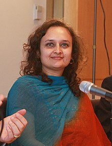 Bhairavi Desai on October 20, 2011.jpg
