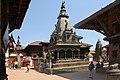 Bhaktapur-Vatsala Mandir am Palastplatz-03-gje.jpg