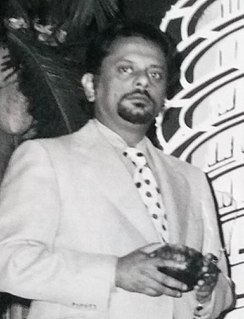 Bhaskar Menon Indian-American music executive