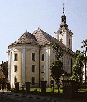Lutheran Diocese of Cieszyn - Marthin Luther Church in Bielsko-Biała