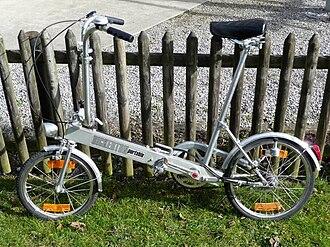 Bickerton (bicycle) - Bickerton Portable