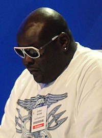 Big Black - E3 Expo 2010 - June 17, 2010 - Los Angeles (cropped).jpg