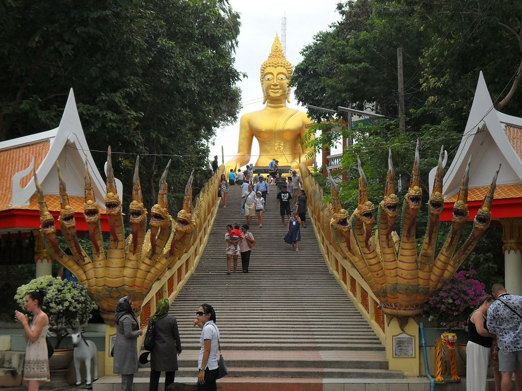Big Buddha in Pattaya